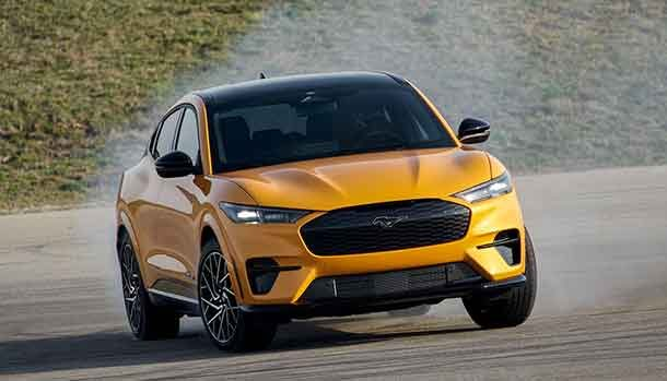 Ford Mustang Mach-E GT 2021