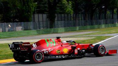 Gran Premio di Imola 2022 - Ferrari SF21