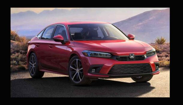 Honda Civic 2022