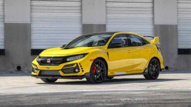 Honda Civic Type R Limited Edition