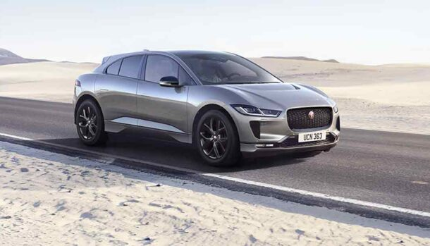 Jaguar I-Pace Black