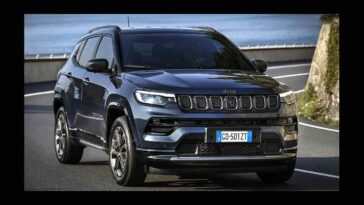 Jeep Compass 80th Anniversary
