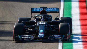Lewis Hamilton - GP Imola 2022