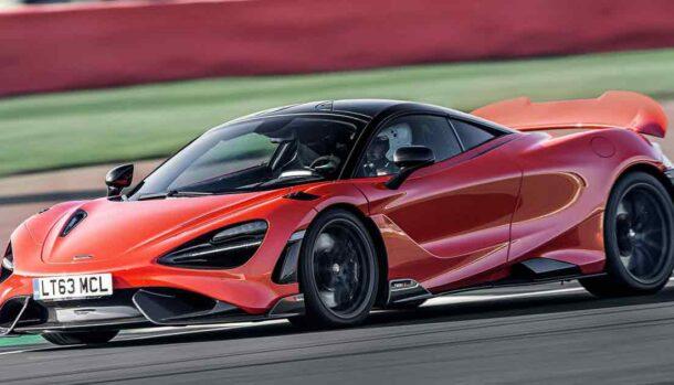 McLaren 765LT by McChip-DKR