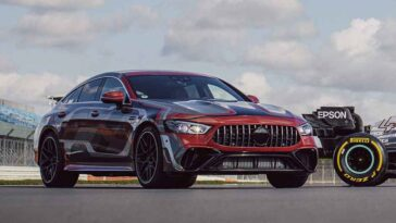Mercedes-AMG GT 73