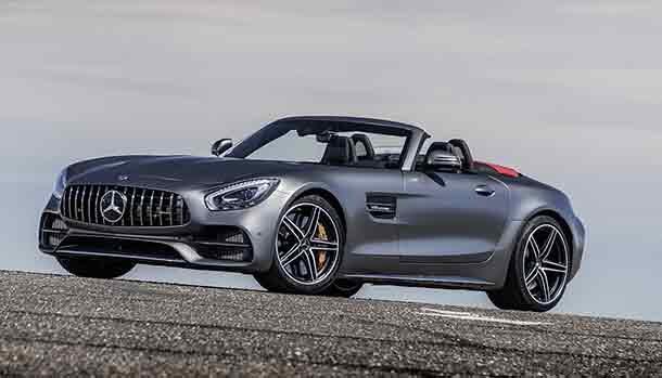 Mercedes-AMG SL 2022