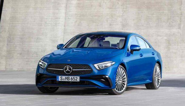 Nuova Mercedes CLS 2022