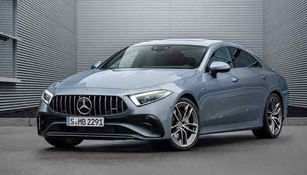 Nuova Mercedes CLS 2022