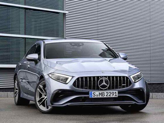 Mercedes CLS 53 AMG EQ-Boost 4Matic+