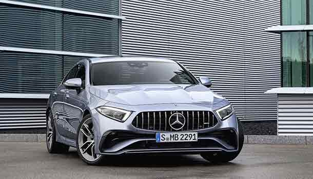 Mercedes CLS 53 AMG EQ-Boost 4Matic+