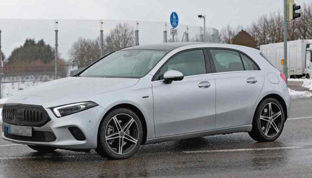 Mercedes Classe A 2022