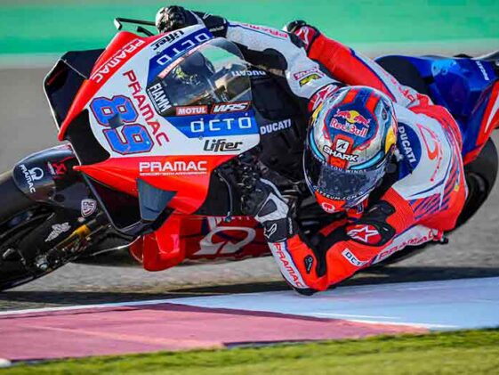 MotoGP Qatar - Jorge Martin