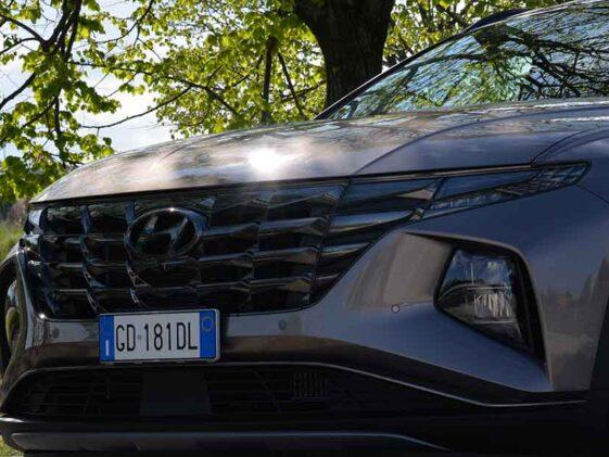 Hyundai Tucson Hybrid 2021