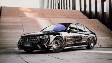 Nuova Mercedes-Benz Classe S by Brabus