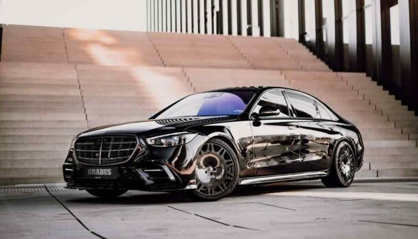 Nuova Mercedes-Benz Classe S by Brabus