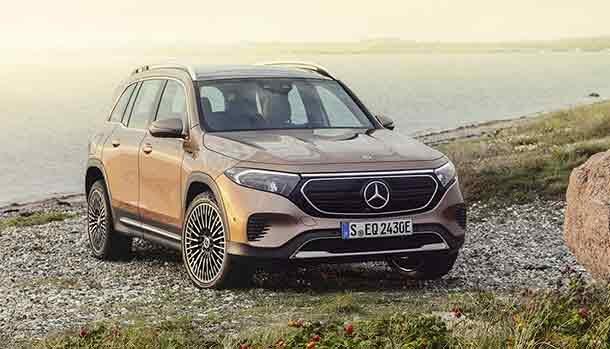 Mercedes EQB
