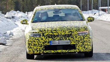 Nuova Opel Astra 2022