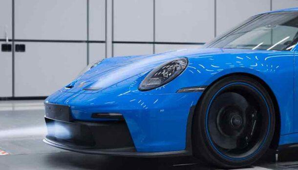 Nuova Porsche 911 GT3