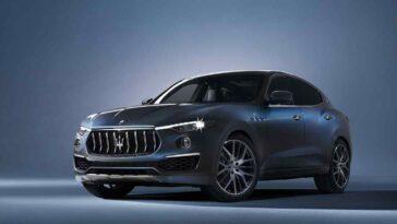 Nuovo Maserati Levante Hybrid