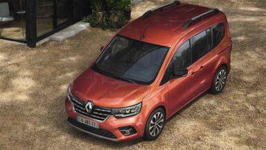 Nuovo Renault Kangoo 2021
