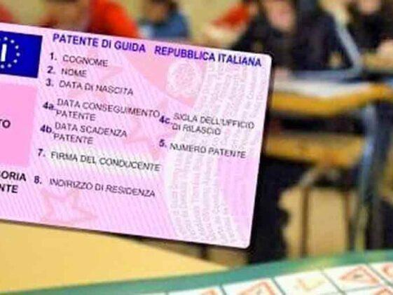 Patente di guida - Rinnovo