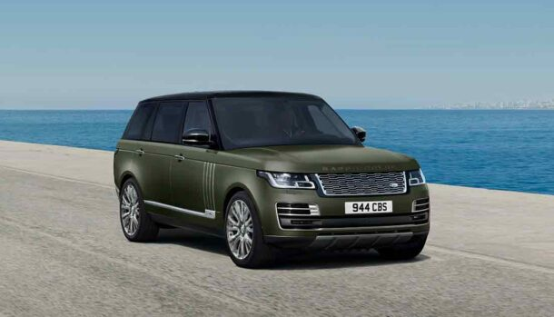 Range Rover SVAutobiography Ultimate by SV Bespoke