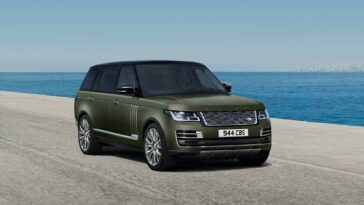 Range Rover SVAutobiography Ultimate by SV Bespoke