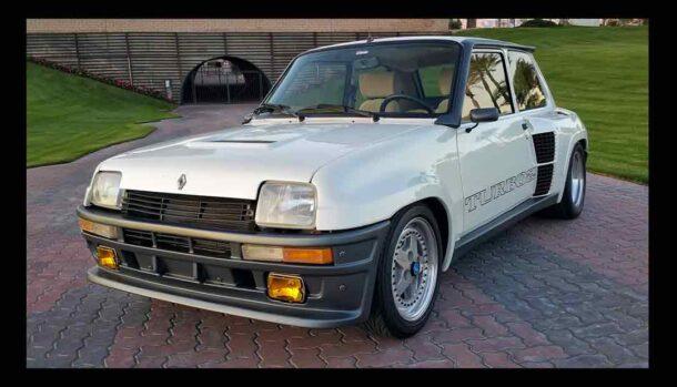 Renault 5 Turbo 2 RWD