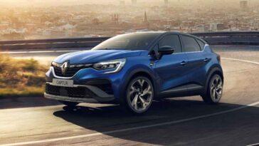 Renault Captur Hybrid E-Tech