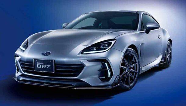 Subaru BRZ 2022 by JDM