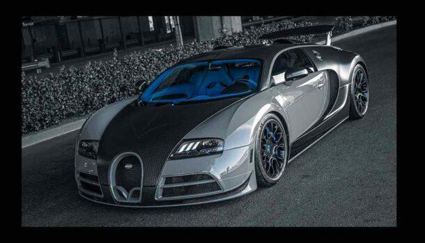 Bugatti Veyron Linea Vivere Mansory by West Coast Customs