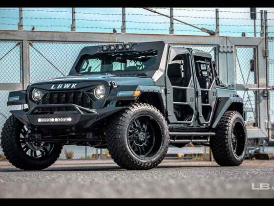 Jeep Wrangler by Liberty Walk