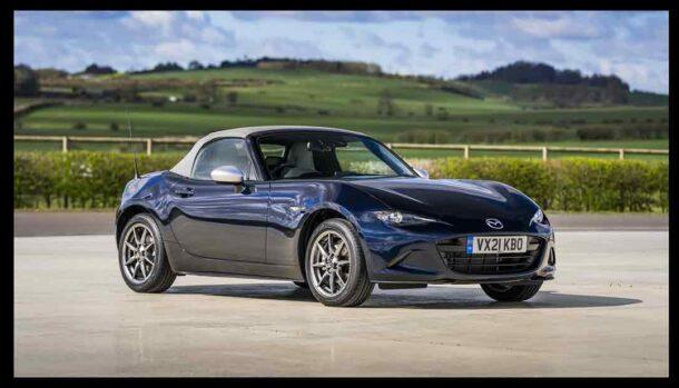 Mazda MX-5 Sport Venture Edition 2021