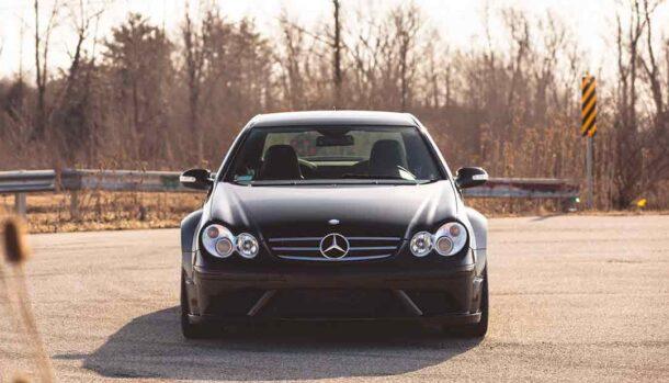 Mercedes-Benz CLK 63 AMG Black Series 2008