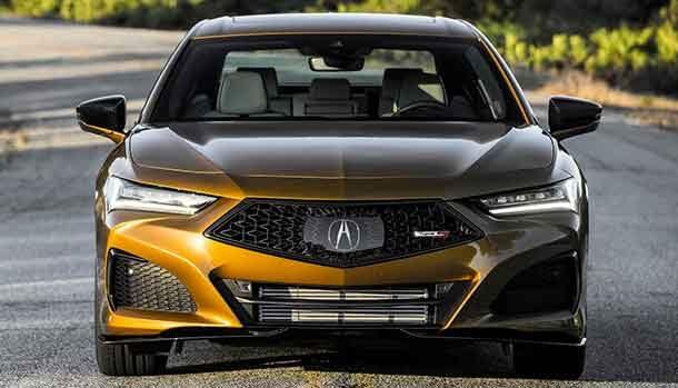 Acura TLX Type S