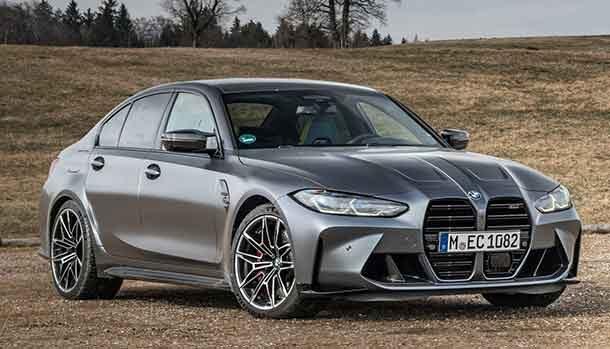 BMW M3 CS 2022