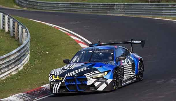 BMW M4 GT3 2021