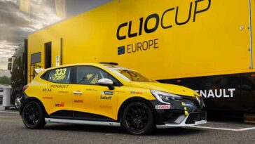 Clio Cup Press League 2021