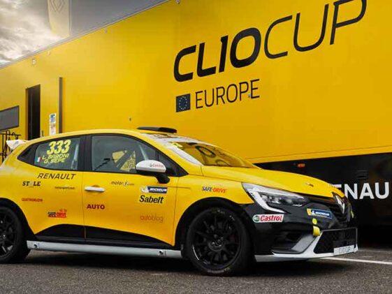 Clio Cup Press League 2021