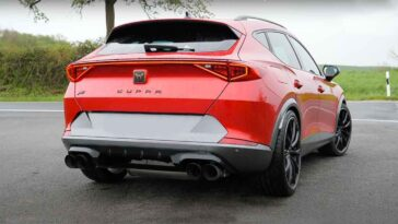Cupra Formentor by ABT