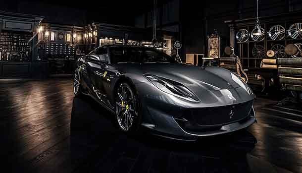 Ferrari 812 Superfast by Carlex Design