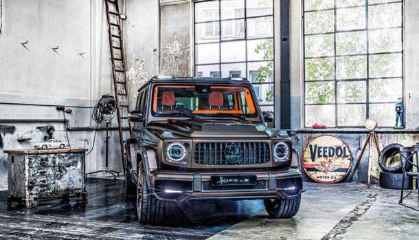 Mercedes-AMG G 63 by Hofele Design