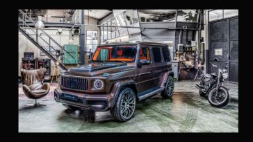 Mercedes-AMG G 63 by Hofele Design