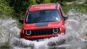 Jeep Compass - Renegade 4xe