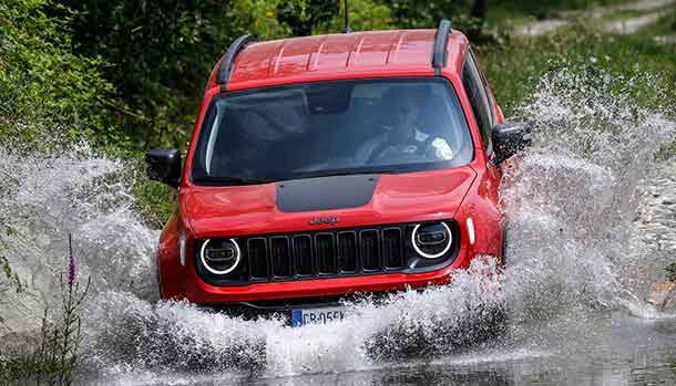 Jeep Compass - Renegade 4xe