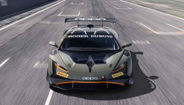 Lamborghini Huracan Super Trofeo EVO2