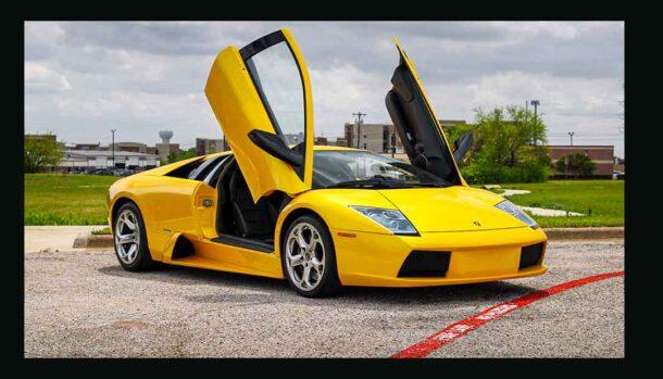 Lamborghini Murcielago 2003