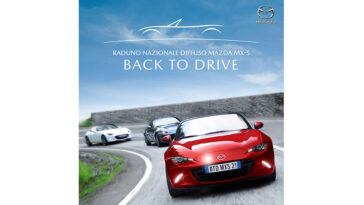 Mazda MX-5 Back to Drive