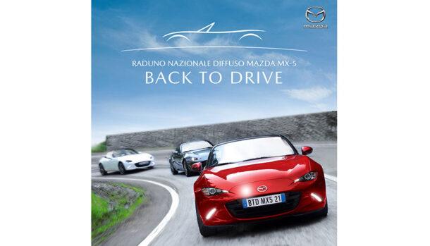 Mazda MX-5 Back to Drive