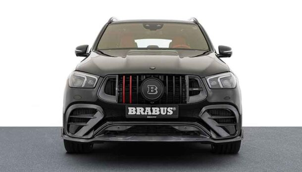 Mercedes-AMG GLE 63 S by Brabus